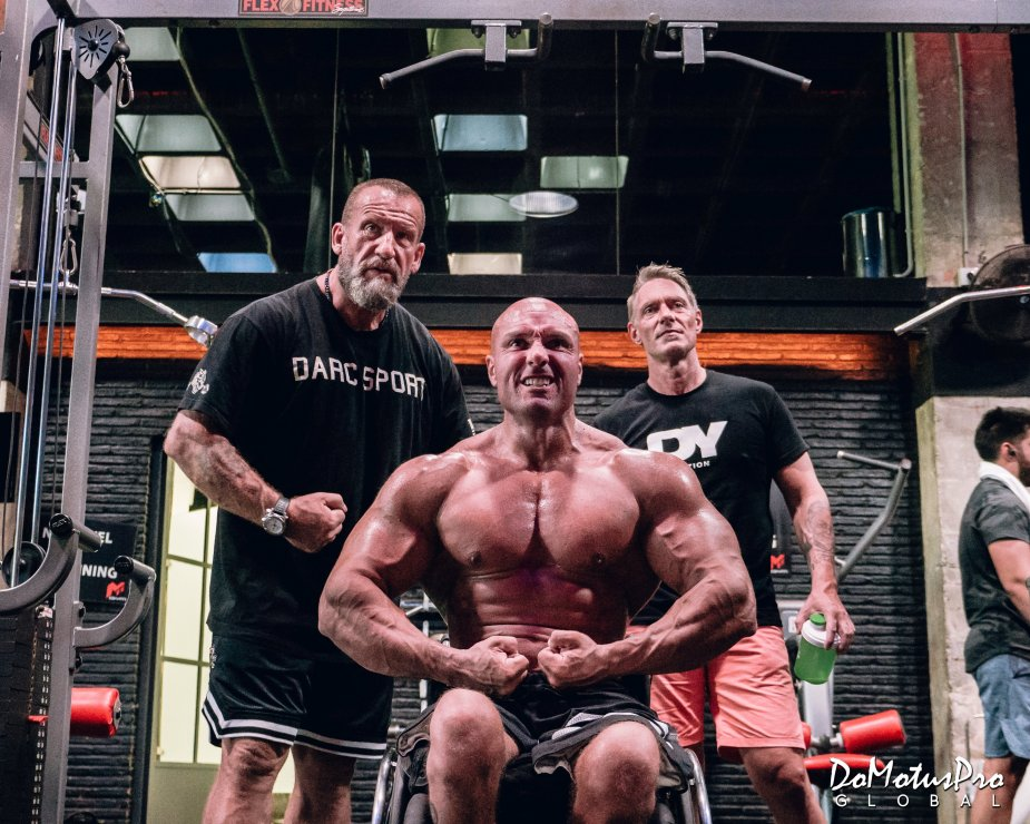 Dorian Yates' style of training is legendary, especially if you are looking to put on lean muscle mass.