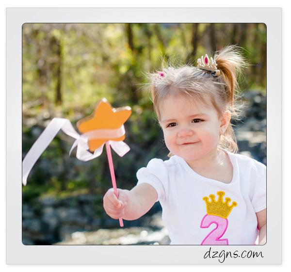 Glitter Princess!