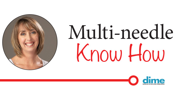 dime Volume 113 Multi-needle Know How