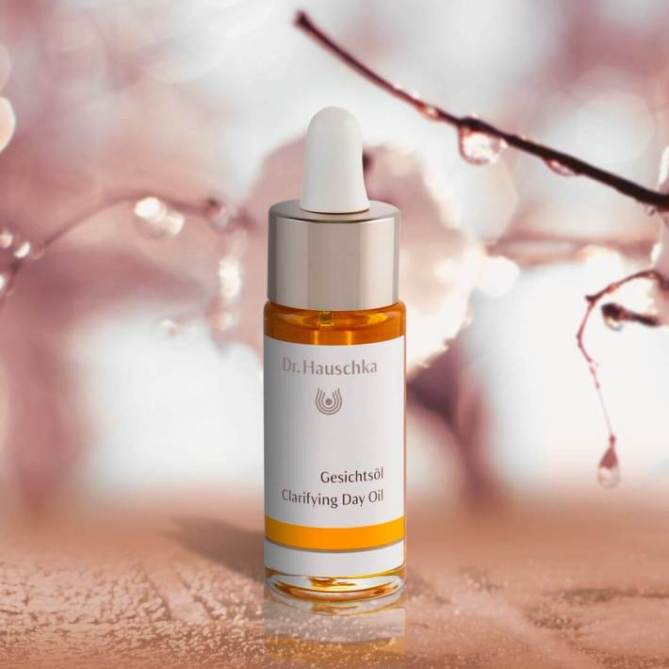 Dr. Hauschka Clarifying Day Oil,