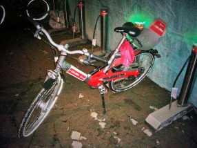 DB eCall-a-Bike Pedelec in Aachen
