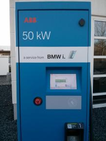 Combined Charging System Typ 2