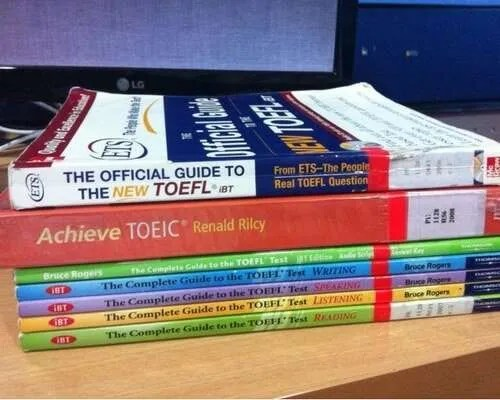 TOEFL Learning Material