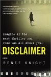 Disclaimer_A Novel by Renee Knight