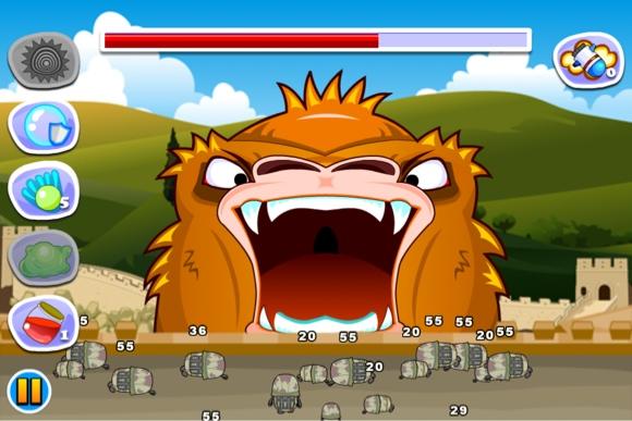 Angry King Kong2