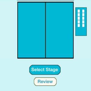 Elevscape 2 攻略 エレベスケイプ2 攻略方法・解き方 Stage 1