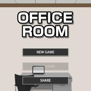 脱出ゲームOFFICE ROOM