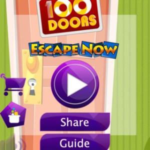 脱出ゲーム100 Doors Escape Now 攻略