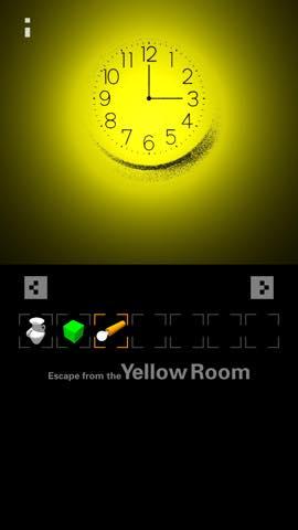 脱出ゲーム 黄色い部屋からの脱出2 攻略 3818