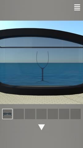 Th 脱出ゲーム Sea Side(シーサイド)   攻略 4645
