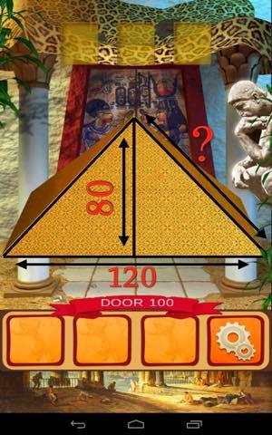 Th 脱出ゲーム 100 doors world of history 攻略 lv100 0