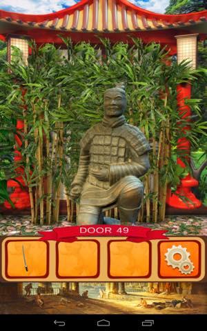 Th 脱出ゲーム 100 doors world of history 攻略 lv49 1