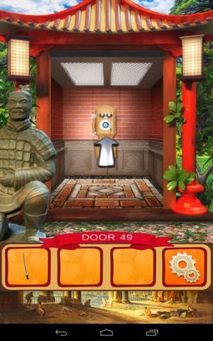 Th 脱出ゲーム 100 doors world of history 攻略 lv49 4