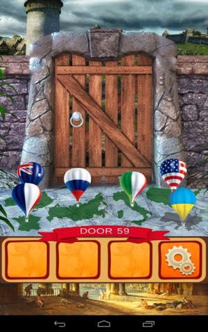 Th 脱出ゲーム 100 doors world of history 攻略 lv59 4