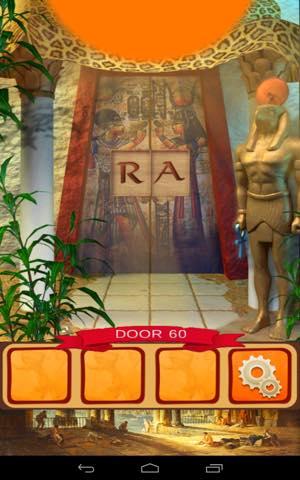 Th 脱出ゲーム 100 doors world of history 攻略 lv60 3