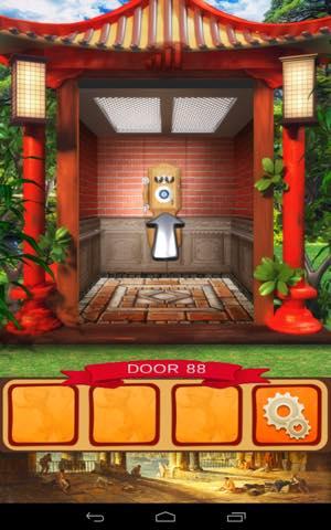 Th 脱出ゲーム 100 doors world of history 攻略 lv88 3