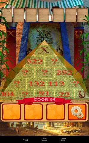 Th 脱出ゲーム 100 doors world of history 攻略 lv94 0