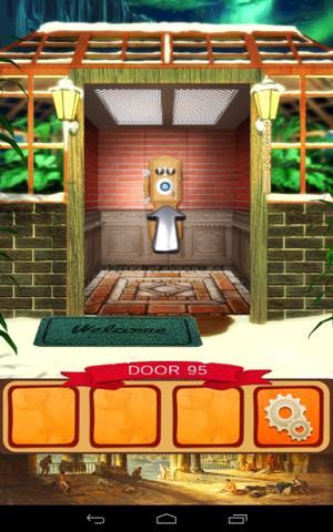Th 脱出ゲーム 100 doors world of history 攻略 lv95 4