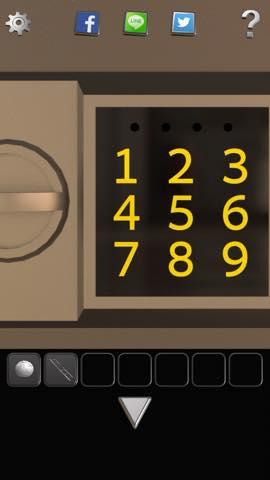 Th 脱出ゲーム Seaside 2 攻略 2532