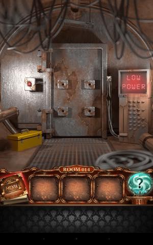 Th 脱出ゲーム 100 Doors 4  攻略 lv14 2