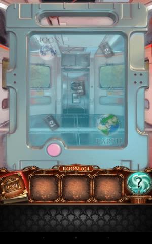 Th 脱出ゲーム 100 Doors 4  攻略 lv24 0