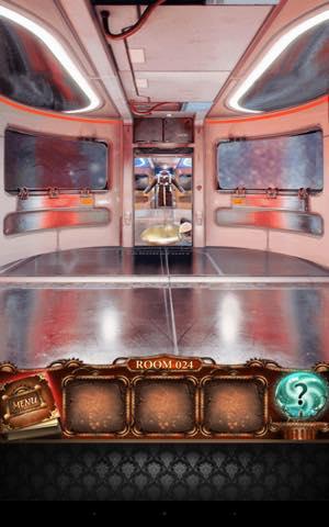 Th 脱出ゲーム 100 Doors 4  攻略 lv24 5