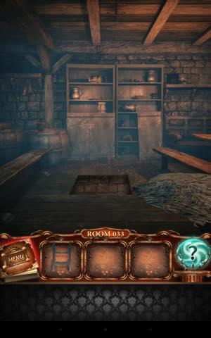 Th 脱出ゲーム 100 Doors 4  攻略 lv33 3