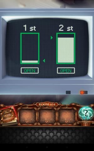 Th 脱出ゲーム 100 Doors 4   攻略 lv54 2