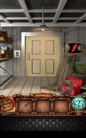 Th 脱出ゲーム 100 Doors 4   攻略 lv62 1