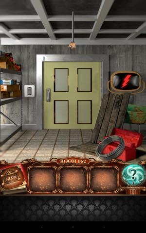 Th 脱出ゲーム 100 Doors 4   攻略 lv62 4