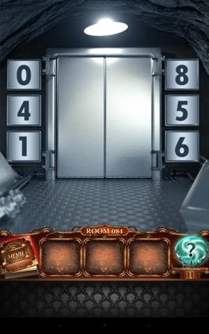 Th 脱出ゲーム 100 Doors 4    攻略 lv84 1