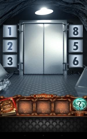 Th 脱出ゲーム 100 Doors 4    攻略 lv84 3