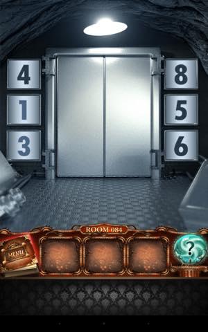 Th 脱出ゲーム 100 Doors 4    攻略 lv84 4