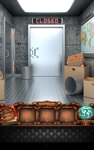 Th 脱出ゲーム 100 Doors 4 攻略 lv91 3