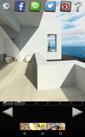 Th 脱出ゲーム  Seaside3 攻略 lv7 6