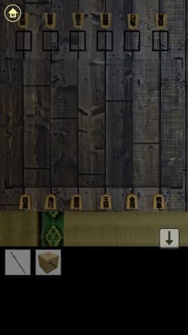 Th 脱出ゲームBAMBOO ROOM   攻略 446
