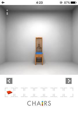 Th  脱出ゲーム 椅子 攻略 2947