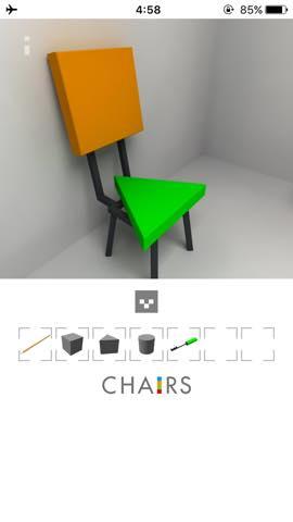 Th  脱出ゲーム 椅子 攻略 3028