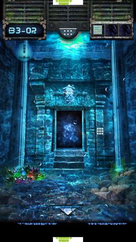 Th 脱出ゲーム 海底神殿からの脱出 攻略 lv14 9