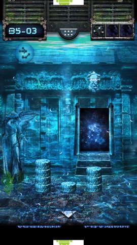 Th 脱出ゲーム 海底神殿からの脱出 攻略 lv23 9