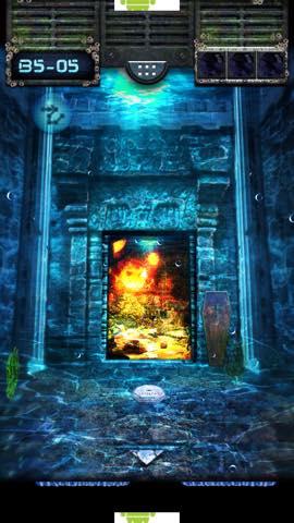 Th 脱出ゲーム 海底神殿からの脱出 攻略 lv25 10