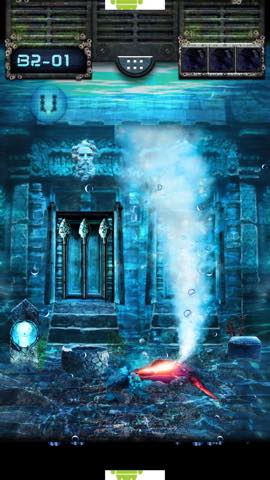 Th 脱出ゲーム 海底神殿からの脱出 攻略 lv25 5