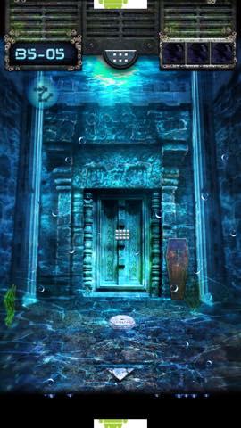 Th 脱出ゲーム 海底神殿からの脱出 攻略 lv25 8