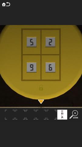 Th 脱出ゲーム SECRET CODE2 攻略 875