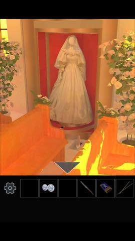 Th 脱出ゲーム 結婚式場からの脱出   攻略 61