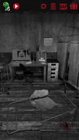 Th 脱出ゲーム 廃病院からの脱出 無影灯  攻略 54