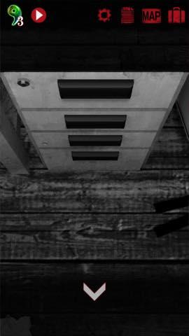 Th 脱出ゲーム 廃病院からの脱出 無影灯  攻略 56