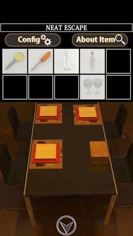 Th 脱出ゲーム夜景の見えるレストラン 攻略 22