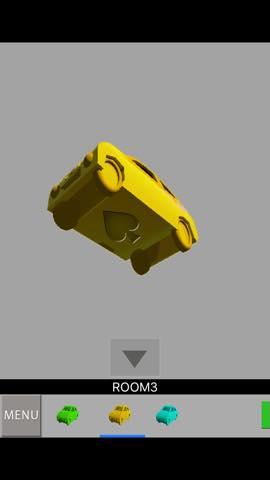 Th 脱出ゲーム ToyCar(トイカー) 攻略 1538