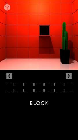 Th 脱出ゲーム ブロック   攻略 1602